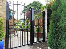 Bosworth single gate
